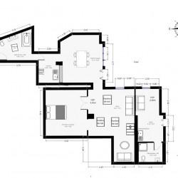 Sale Apartment Paris Château Rouge - 82m2