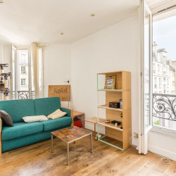 Sale Apartment Paris-18E-Arrondissement PASSAGE DU ROI D'ALGER -
