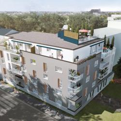 Appartement nantes - 2 pièce (s) - 46.45 m²