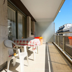 Vente Appartement Paris Edgar Quinet - 118 m²