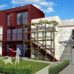 Appartement la rochelle - 2 pièce (s) - 54.8 m²