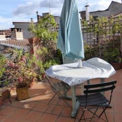 Carmes appartement 16ème avec terrasse