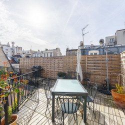 Vente Appartement Paris MONTSOURIS - 165 m²