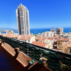 Dernier étage 3 pièces 50 mètres de Monaco