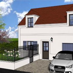 Lot 6: maison 93.29 m² 3 chambres avec terrain de