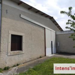 ENTREPOT + BUREAU BOURG LES VALENCE - 300 m2