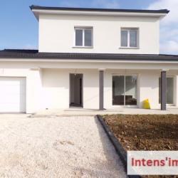 Maison neuve st marcel les valence - 4 pièce (s) - 110 m²