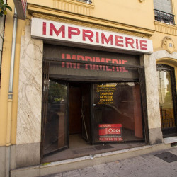 Local commercial Nice 37 m²