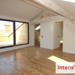 Appt avec terrasse romans sur isere - 3 pièce (s) - 75 m²