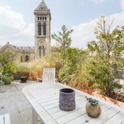 Vente appartement Paris jardin du luxembourg - 108m²