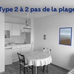 Appartement chatelaillon plage - 2 pièce (s) - 35 m