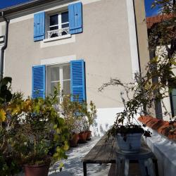 Maison de ville au centre de Montlhéry