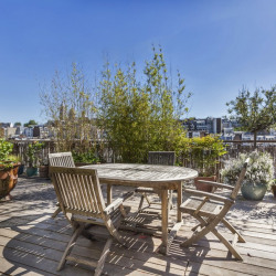 Sale Apartment Paris Lamarck - Caulaincourt - 165m2