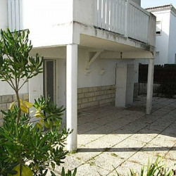Appartement rez-de-chaussée ROYAN - F2 - 51.70 m²
