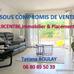 T3 traversant de 70 m² avec jardin privatif et parking
