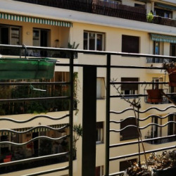 Appartement Nice F1 Alcôve 35.18M² + BALCON étage