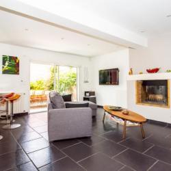 Cote pavée maison T5 avec patio et tropezienne