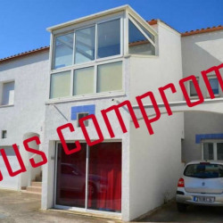 Appartement Duplex T2 bis avec garage et parking