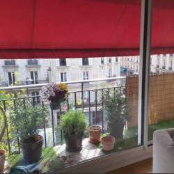 Vente appartement Paris mairie du xviii ème - 95 m²