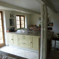 Appartement 5 pièces de 116 m² st martin vesubie