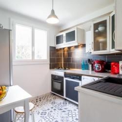 Appartement 3 pièces Bordeaux quartier Mondésir