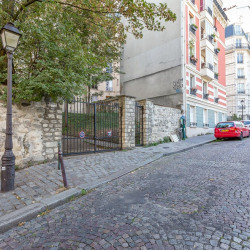 Vente Appartement Paris HAUT MONTMARTRE - 25 m²