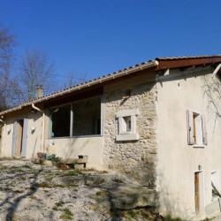 Maison en pierre ROMANS SUR ISERE - 4 pièce(s) - 156 m2