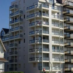Appartement Le Touquet Paris Plage 2 pièce (s) 40 m