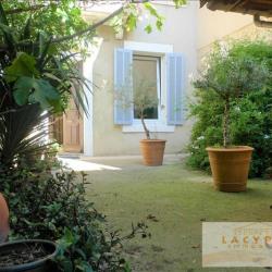 Appartement T3 + jardin
