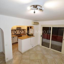 Appartement Menton 34 m² avec terrasse