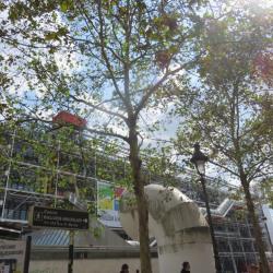 Vente appt Paris georges pompidou / quartier de l'horloge