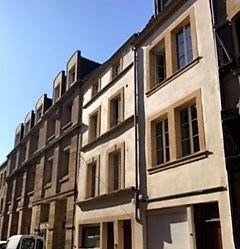 Investment property apartment Metz 125 000€ - Picture 1