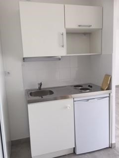 Rental apartment Villeurbanne 516€ CC - Picture 1