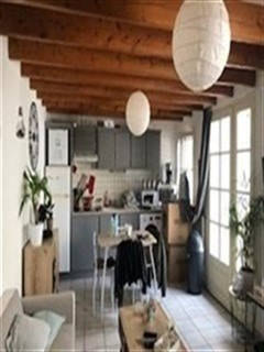 Location appartement Liguge 450€ CC - Photo 1