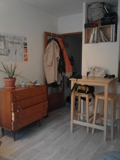 Studio RENNES - 1 pièce (s) - 18 m²