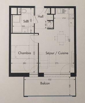 Alquiler  apartamento Brumath 610€ CC - Fotografía 3
