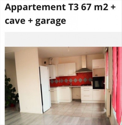 A ppartement T3 rénové