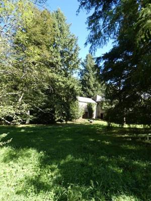 Ancien moulin à eau à rénover sur 1.2 hectares