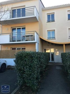 Appartement, 48,2 m² - Neuville-de-Poitou (86170)