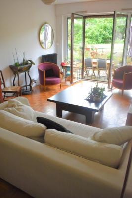 Appartement rez-de-jardin