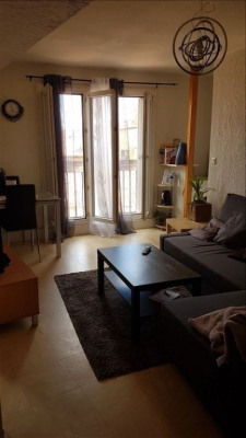 Appartement salon de provence - 2 pièce (s) - 34.53 m²