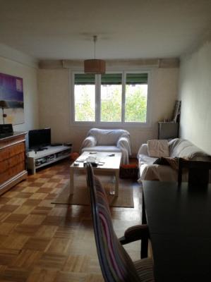 RENNES quartier JEANNE D'ARC - Appartement T4 (75 m²)