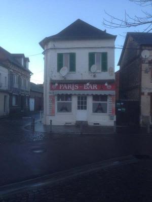Immeuble vide, 160 m² - Fleury sur Andelle (27380)