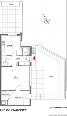 Maisons 117 m², 5 pièces avec terrasse, jardin et parkings
