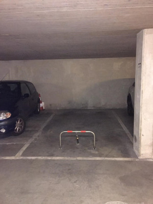 Emplacement de parking boulevard de Charonne