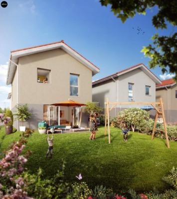 Maison L Isle D Abeau 5 pièce(s) 98.38 m2