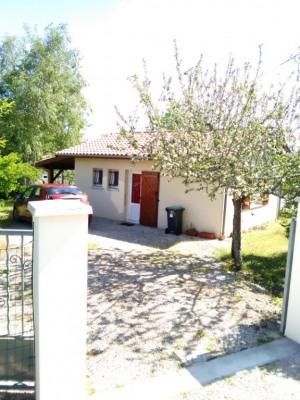 Adorable maison plain pied 36 m² avec jardin 425 m²