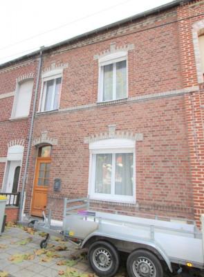Maison Auberchicourt 4 pièces