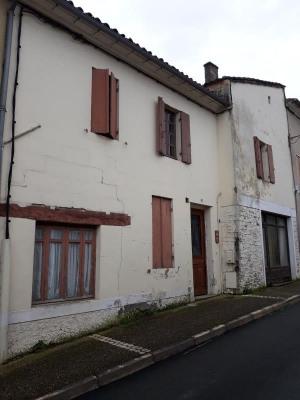 Immeuble à restaurer
