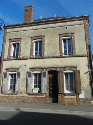 Maison ancienne nogent le roi - 4 pièce (s) - 81 m²